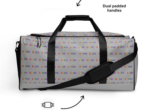 Human Pride Duffle bag