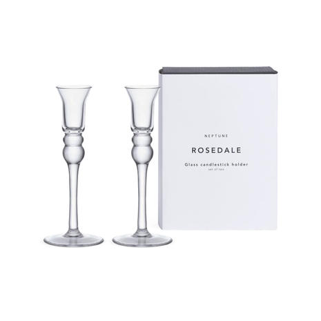 Rosedale Candlesticks