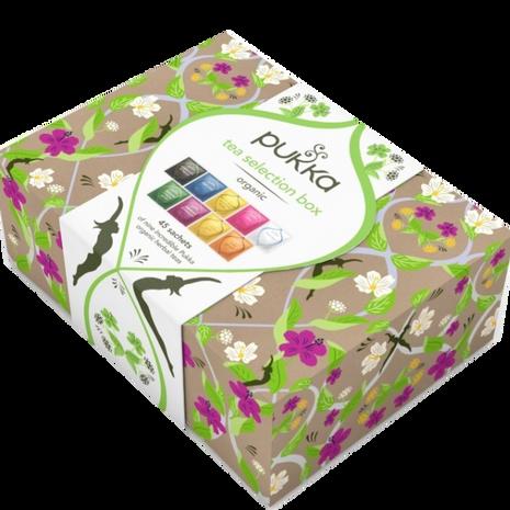 Pukka Tea Selection, £13.99