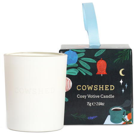 Cowshed Cosy Votive Candle, £15
