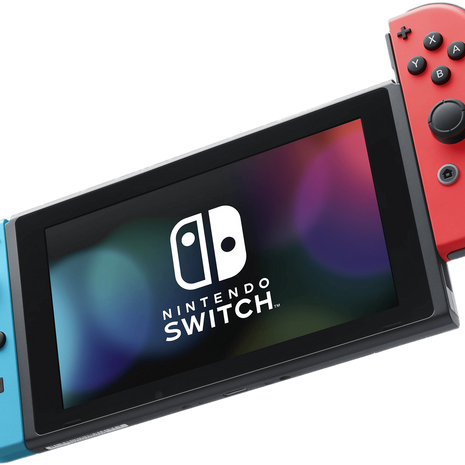 Nintendo switch, from £7.50 pcm