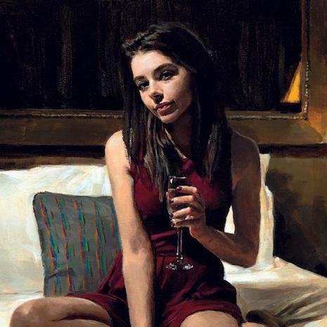 Bella by Fabian Perez, £1,340