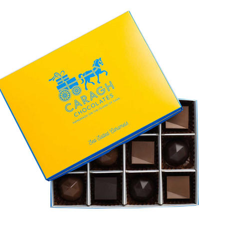 Caragh Chocolates Sea Salted Caramel, £13.99