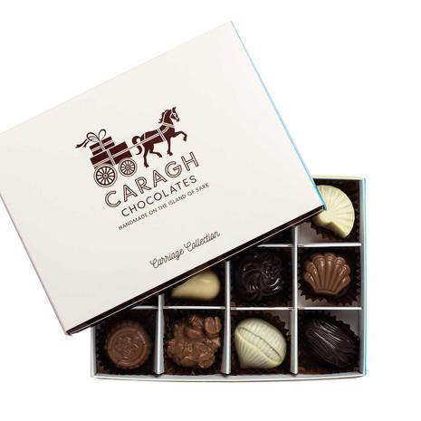 Caragh Chocolates medium collection, £13.99