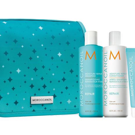 Moroccanoil twinkle wash bag, £32.37