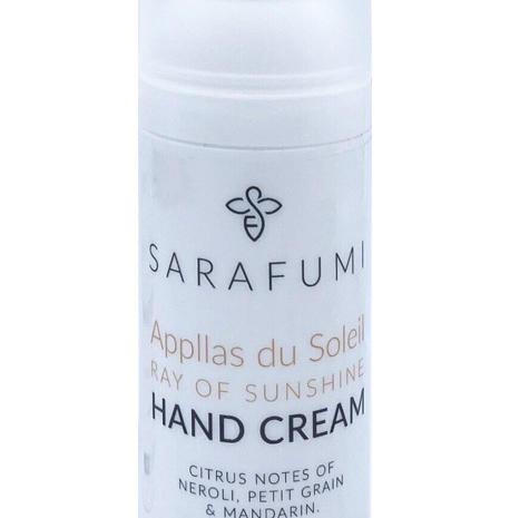 Sarafumi hand cream, £8.99