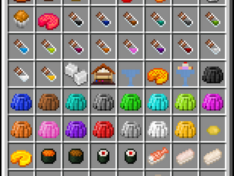 Minecraft kind of shopping