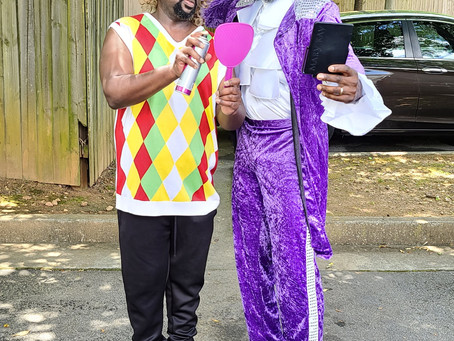 Booda Black & Purple Sage