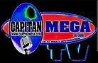 Capitan Mega TV logo black backg.jpg