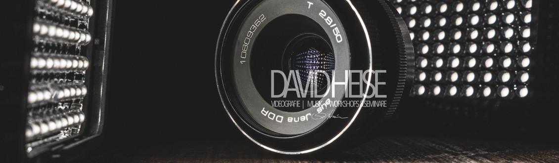 www.DAVID HEISE.de   Gear für 90% deiner Aufträge
