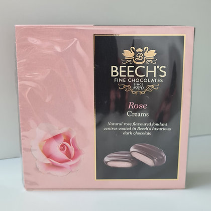 Beech's Rose Creams 90g