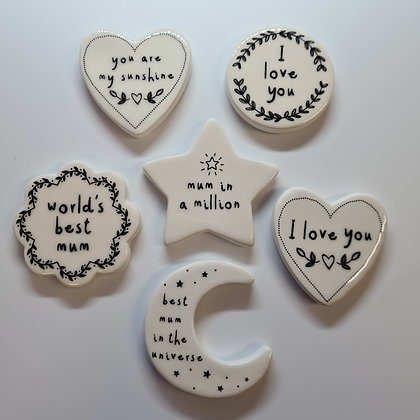 Ceramic Tokens