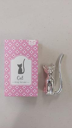 Ring Holder Cat
