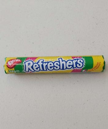 Barratt Refreshers 34g