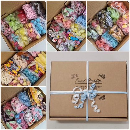 Make Your Own Sweet Box