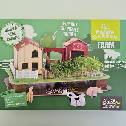 Build & Grow Garden - Farm