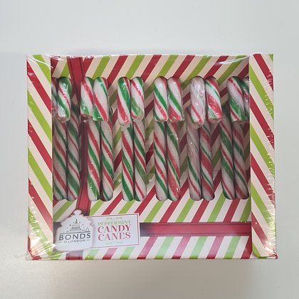 12 Peppermint Candy Canes 144g