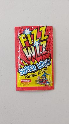 Fizz Wiz Strawberry Flavour 8g