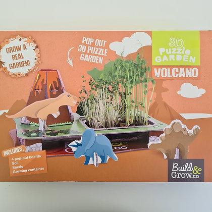 Build & Grow Garden - Volcano