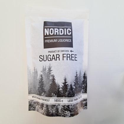 Nordic Premium Liquorice 165g