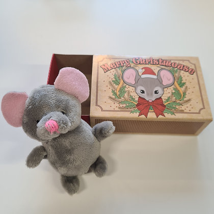 Merry Christmouse in a Box