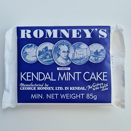 Romney's Kendal Mint Cake 85g