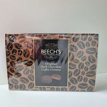 Beech's Dark Chocolate Coffee Creams 150g