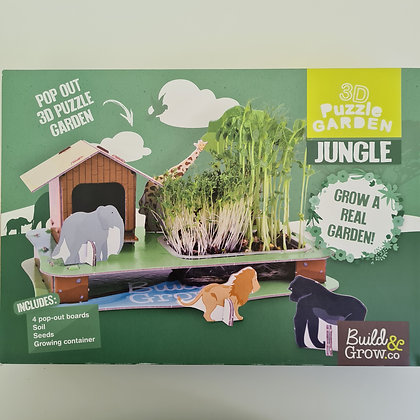 Build & Grow Garden - Jungle