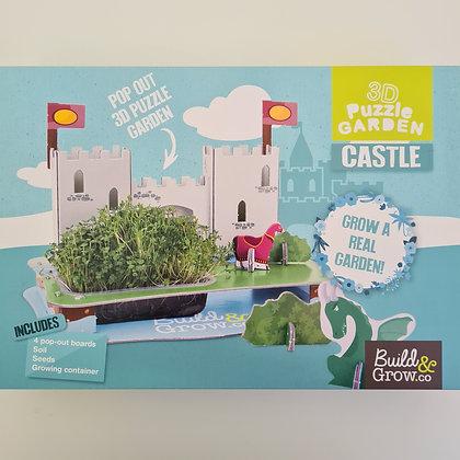 Build & Grow Garden - Castle