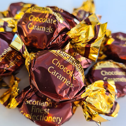 Chocolate Caramels 200g