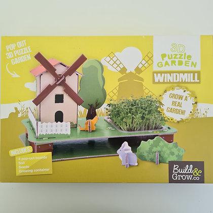 Build & Grow Garden - Windmill