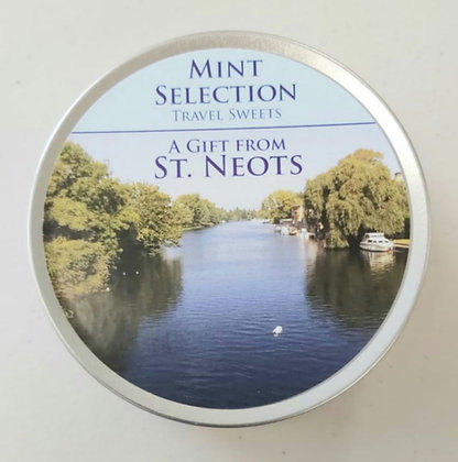 Mint Selection Travel Sweets 200g