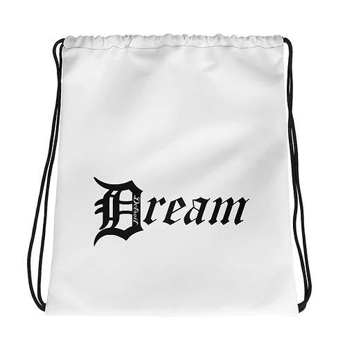 "Detroit ""Dream"" Drawstring bag"