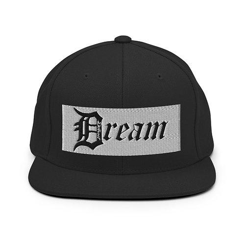 "Detroit ""Dream"" Snapback Hat"