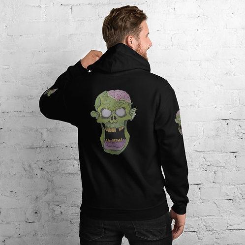 """Unisex """"Jolo Reeves"""" Zombie Hoodie"""