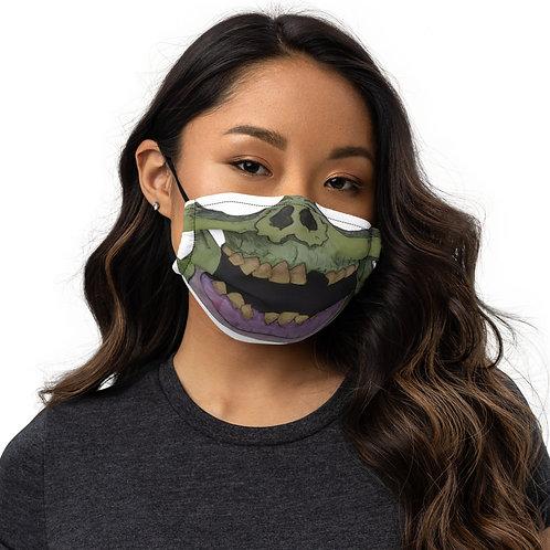 Premium Zombie Face Mask