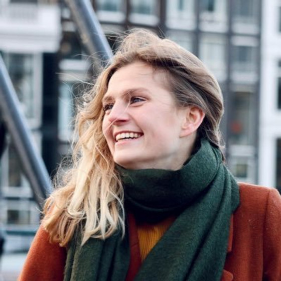 In gesprek met Carline, D66
