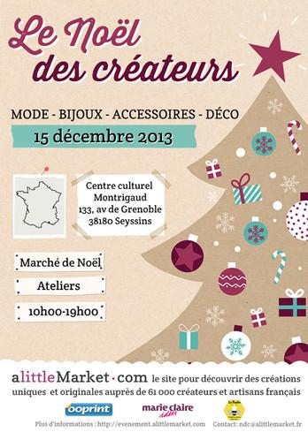 Le Noël de Créateurs - Seyssins