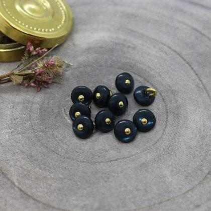 Atelier Brunette - Bouton Forest Jewel