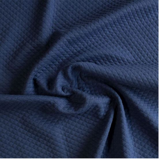 Fil Etik - Matelassé Bio Tendresse Bleu