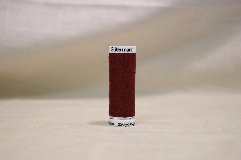 Gütermann - Fil à coudre n°368 polyester 200m