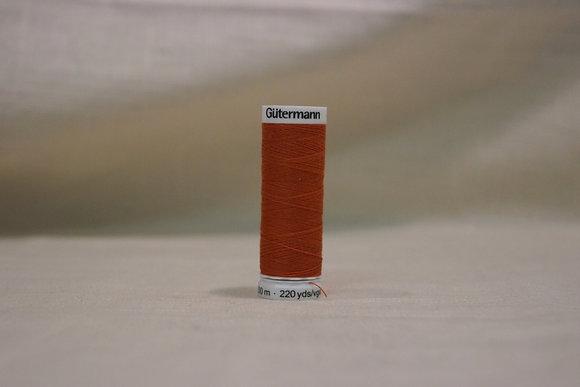 Gütermann - Fil à coudre n°589 polyester 200m