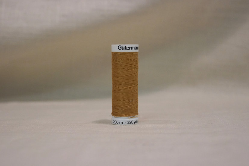 Gütermann - Fil à coudre n°968 polyester 200m