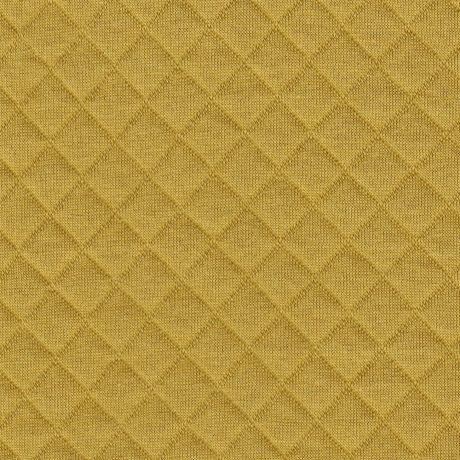 France Duval - Matelassé jaune banane