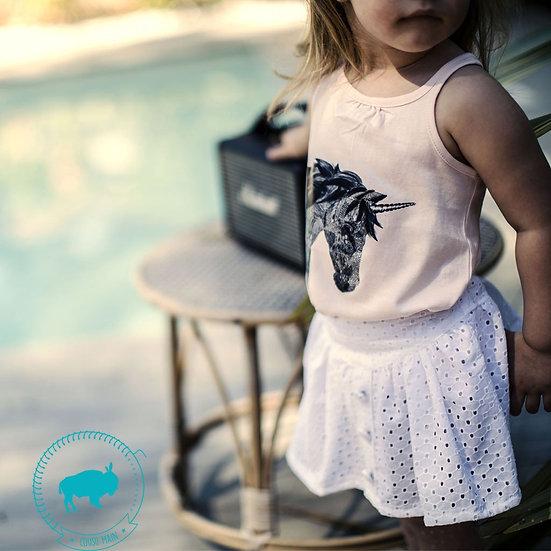 Super Bison - Jupe Lucie 18 mois/6 ans