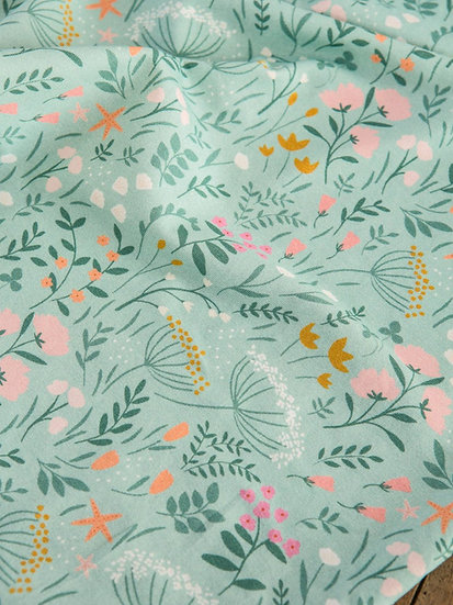 Lise Tailor - Jersey de coton In The Bloom
