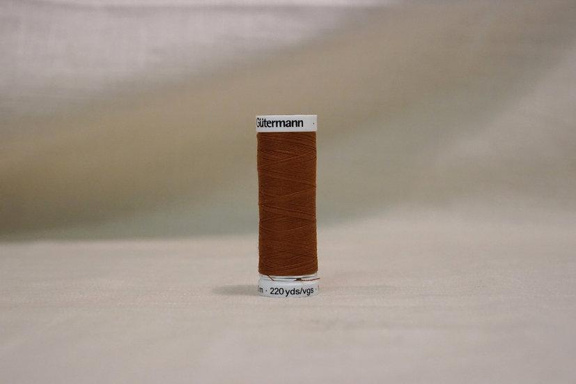 Gütermann - Fil à coudre n°934 polyester 200m