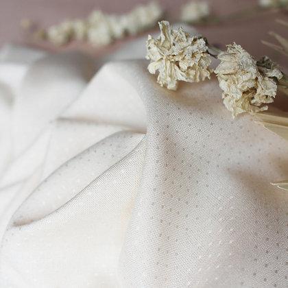 Atelier Brunette - Dobby Off White
