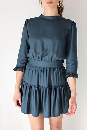 Clématisse Pattern - Robe Énola
