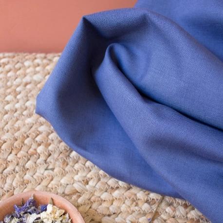 Atelier Brunette - Linen Cobalt